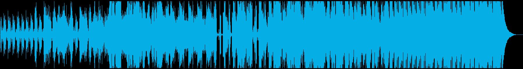 そのさきの再生済みの波形