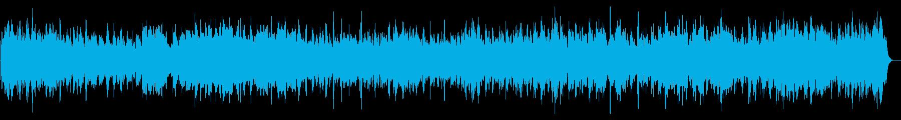 占い・ヨガ・リラックス・睡眠の再生済みの波形