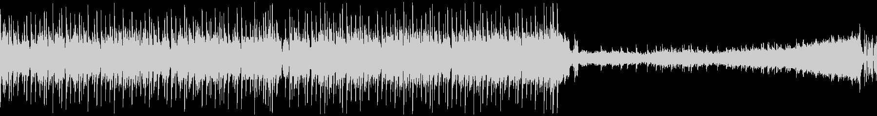 【ループ】クール/かっこいい洋楽ハウスの未再生の波形
