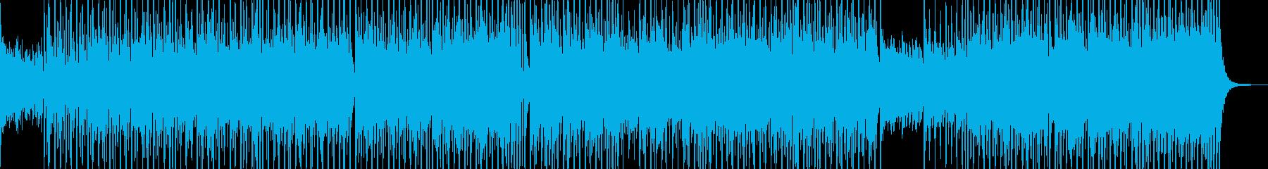 異国の旅・踊れるバグパイプテクノ Cの再生済みの波形