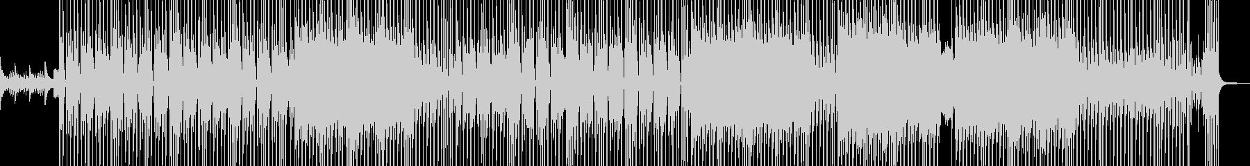 恋のビターエンドをイメージしたR&B aの未再生の波形