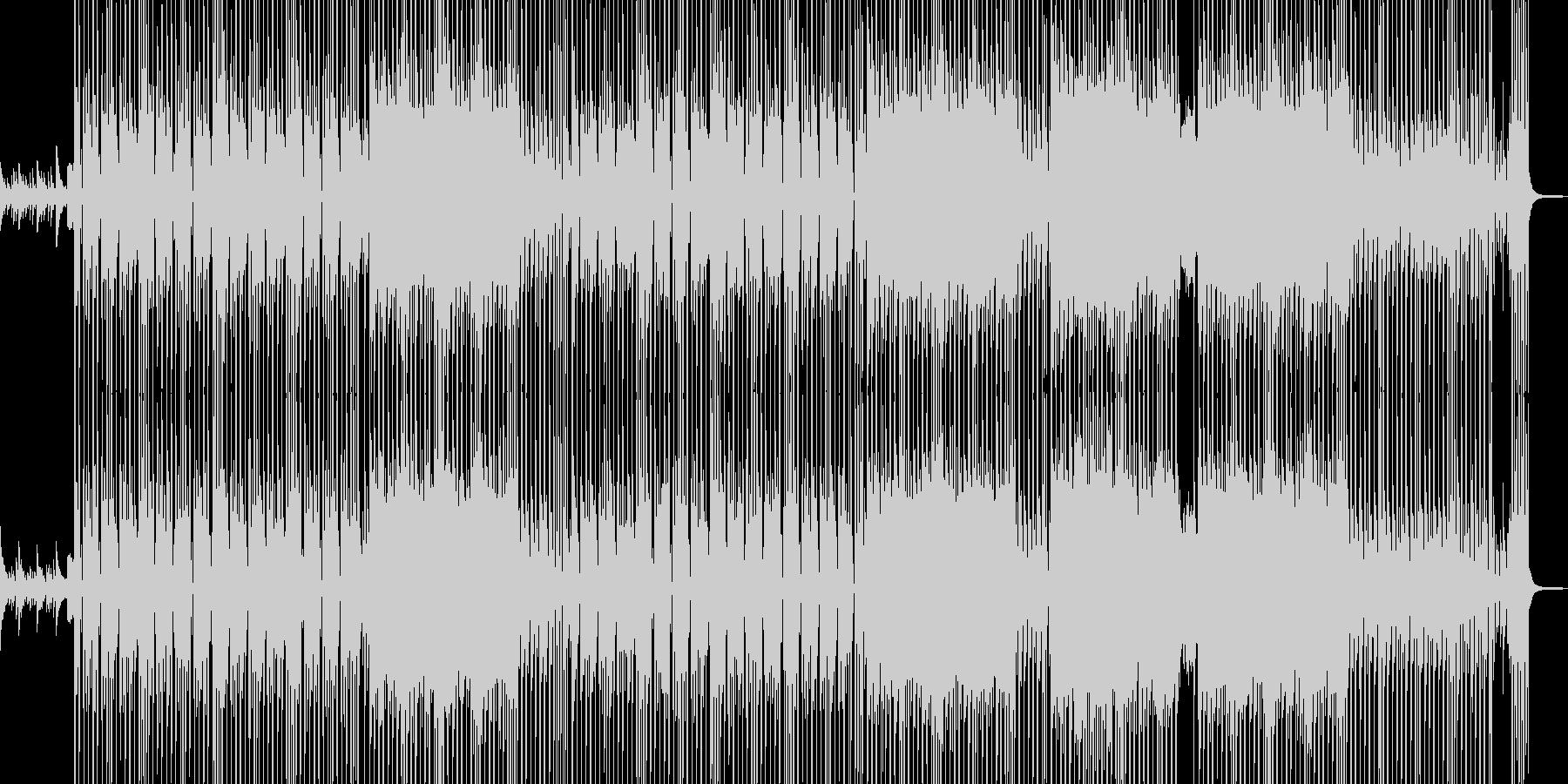 ビターエンドテーマのスロウテクノ 長尺★の未再生の波形