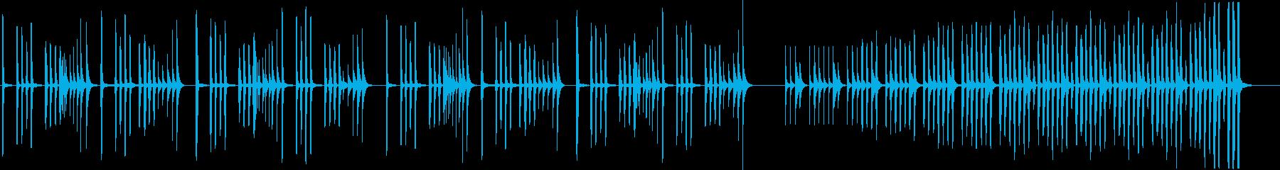 なぞなぞ・いたずらな木管楽器BGMの再生済みの波形