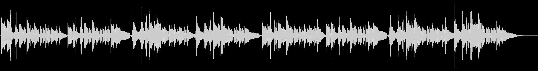 英国民謡 グリーンスリーブス アコギ独奏の未再生の波形