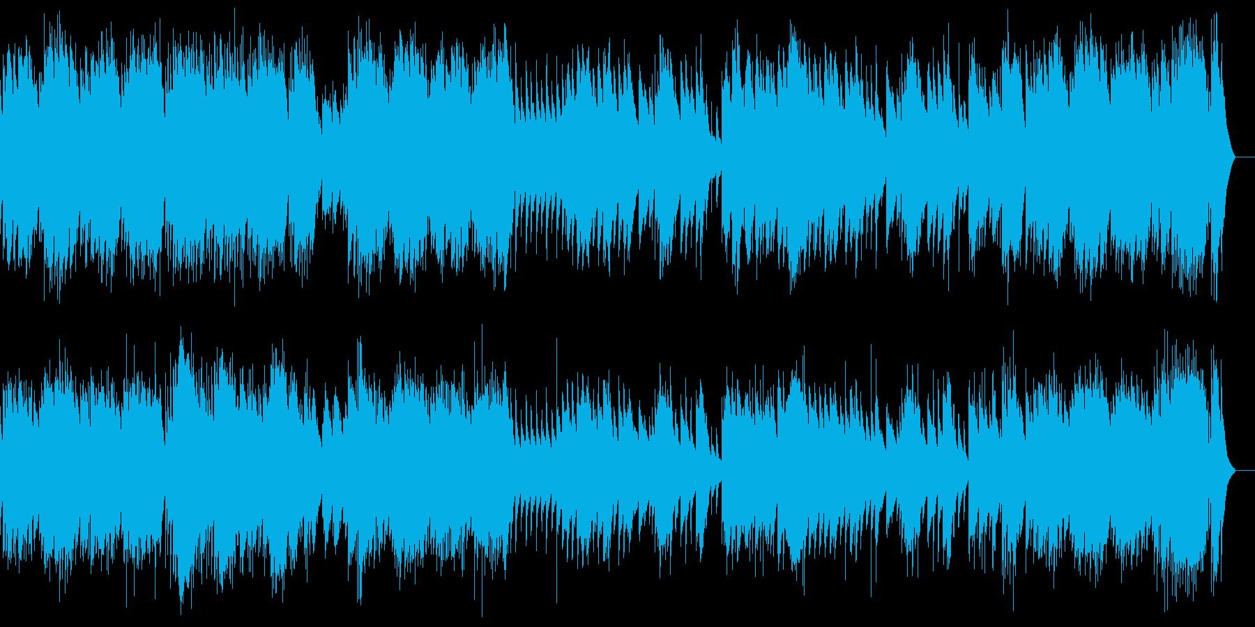 カルメン 終曲(闘牛士)(オルゴール)の再生済みの波形