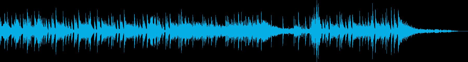 ブルース 実験的 ロック ポストロ...の再生済みの波形