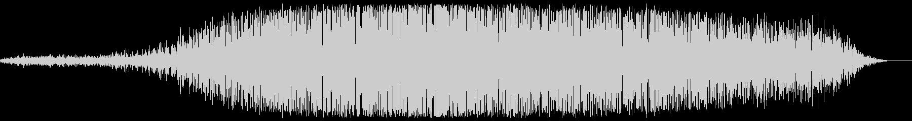 グオオオ(爆弾後の音)の未再生の波形