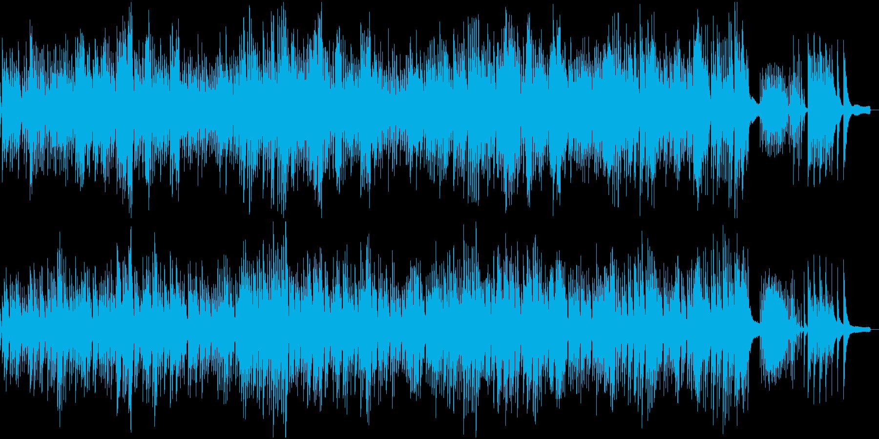 ピアノ名曲ショパン 深く深く澄んだ美しさの再生済みの波形