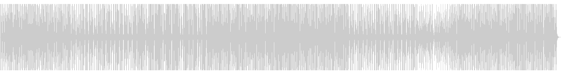 コミカル/かわいい/ハウス_No432の未再生の波形