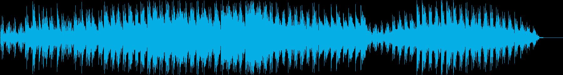 動画 サスペンス 説明的 繰り返し...の再生済みの波形