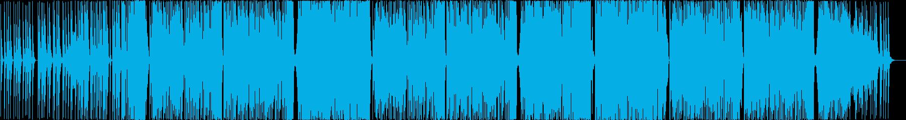 EDM系マシュメロぽいメロディクな曲-2の再生済みの波形