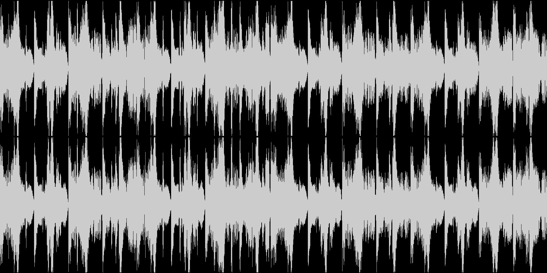 ファンキーなハウス/ダブステップ/...の未再生の波形