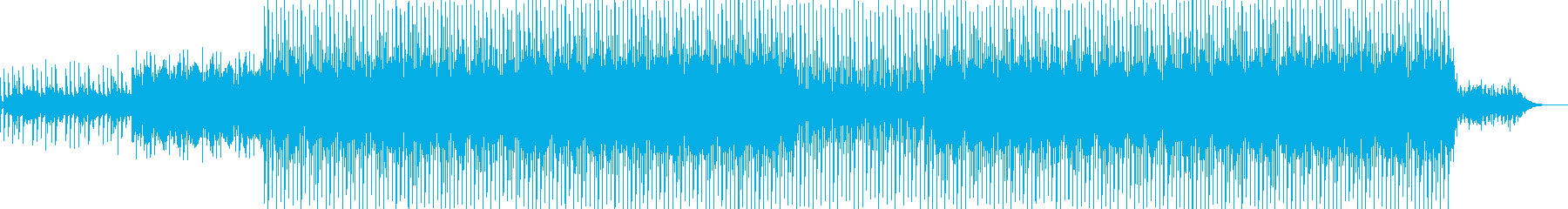 EDM club dance music-27's reproduced waveform