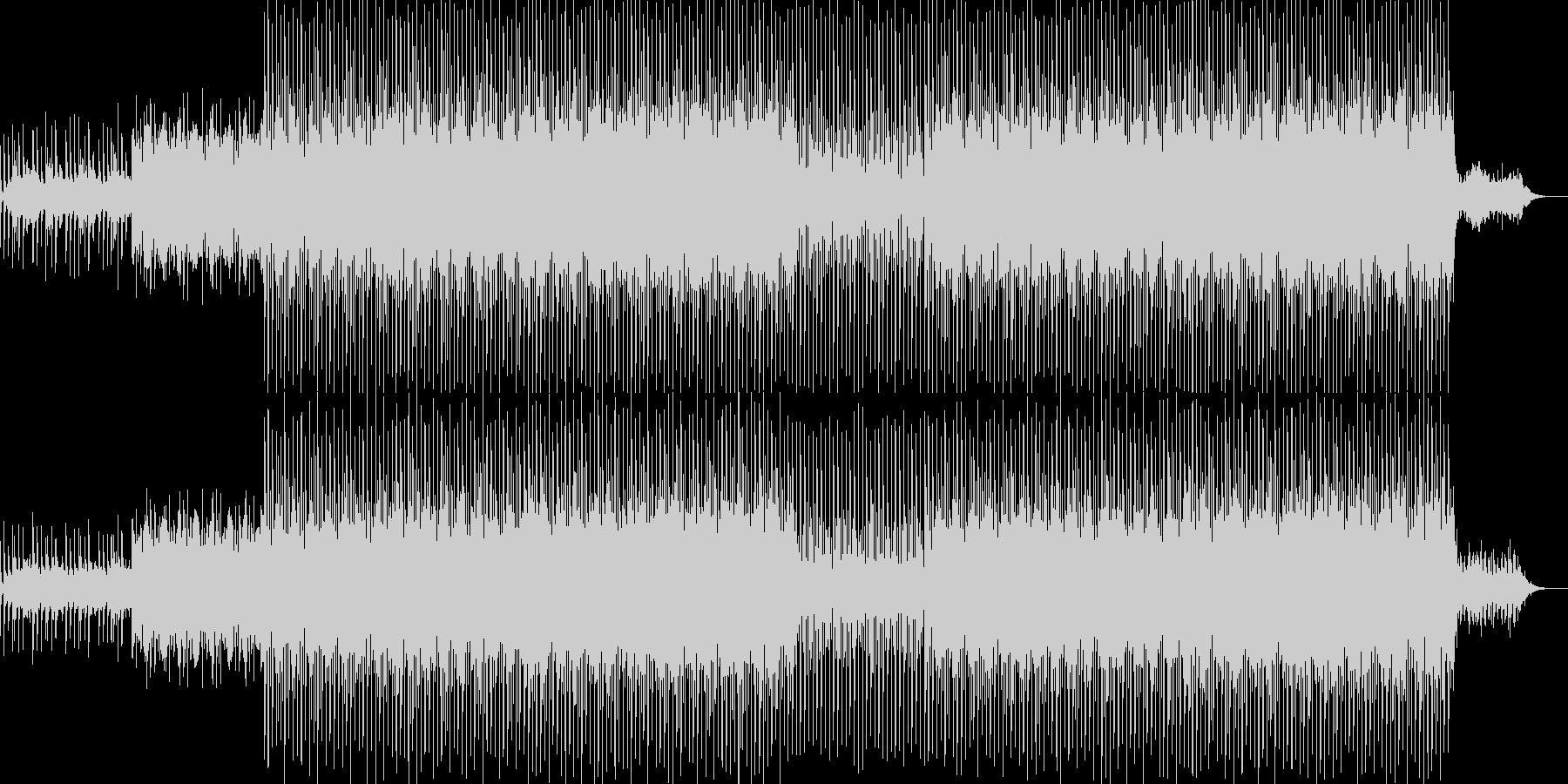 EDMクラブ系ダンスミュージック-27の未再生の波形