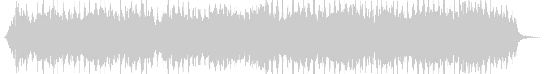 現代の交響曲 厳Sol 素晴らしい...の未再生の波形