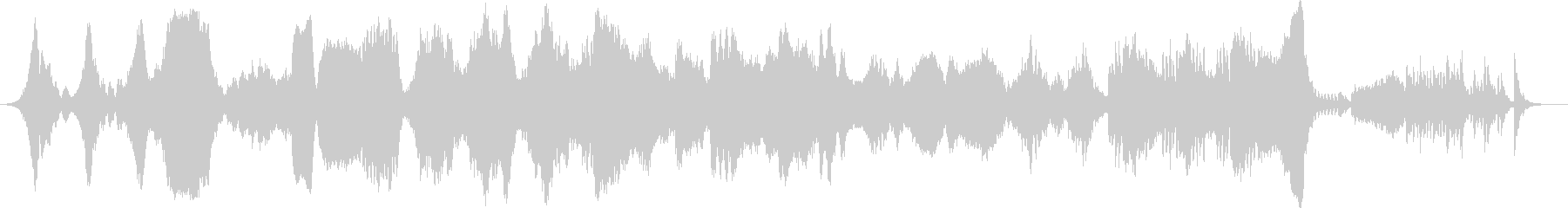 フィルムオーケストラ楽器。魔法の、...の未再生の波形