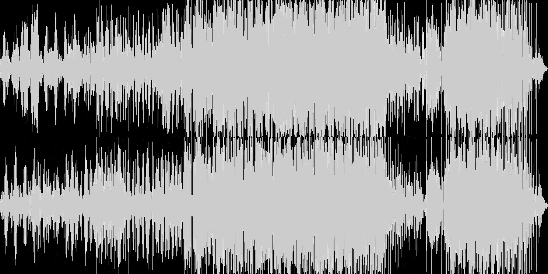 エレクトロニック サスペンス お洒...の未再生の波形