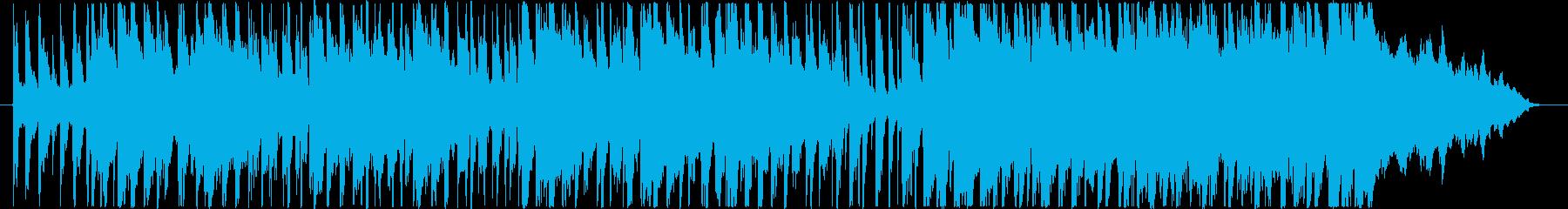 うきうき明るいモータウン曲_コーラス入りの再生済みの波形