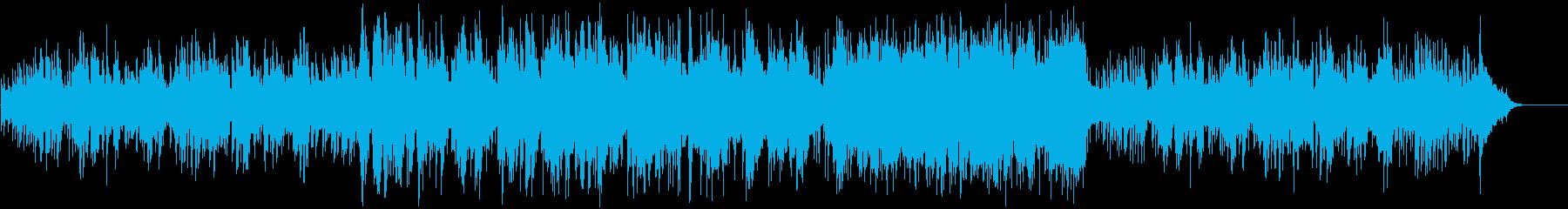 動画 サスペンス アクション 感情...の再生済みの波形