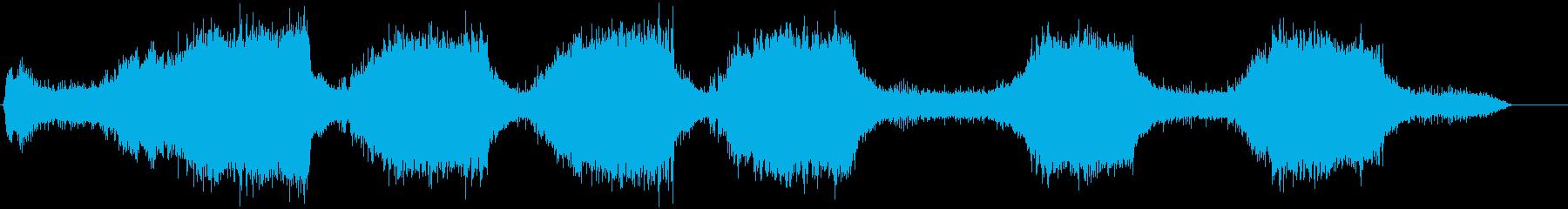 ハンドヘルドストーンカッター:ガソ...の再生済みの波形