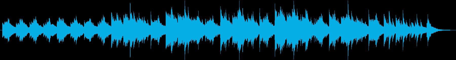 アコーステック センチメンタル 静...の再生済みの波形