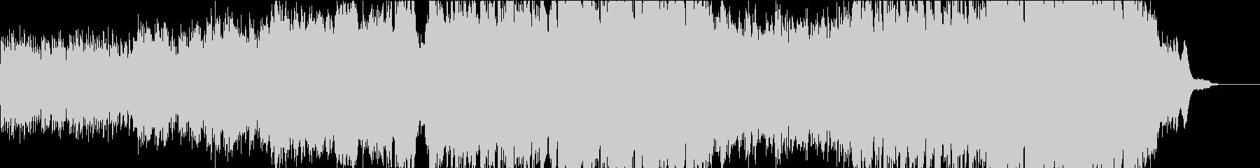 ハリウッド風ピアノ+オケ1フル版の未再生の波形