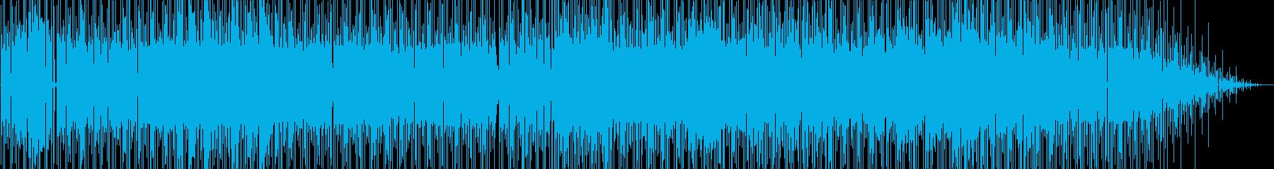 スネアとクラビネット。トリップホッ...の再生済みの波形