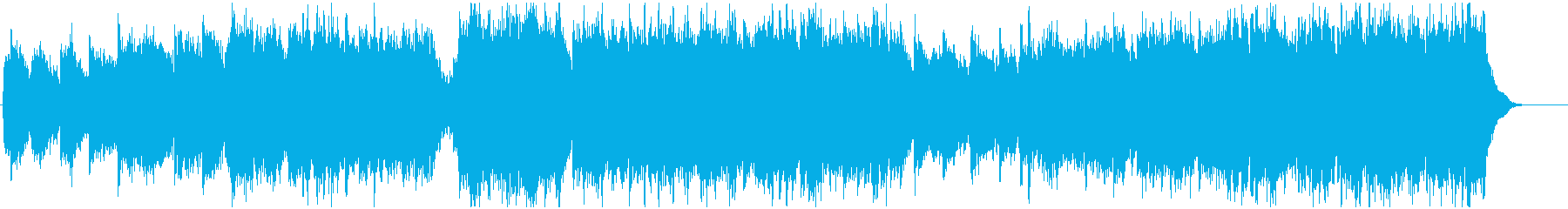 The Storm Of Life's reproduced waveform