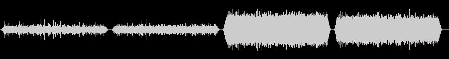 リオ-4バージョンの未再生の波形