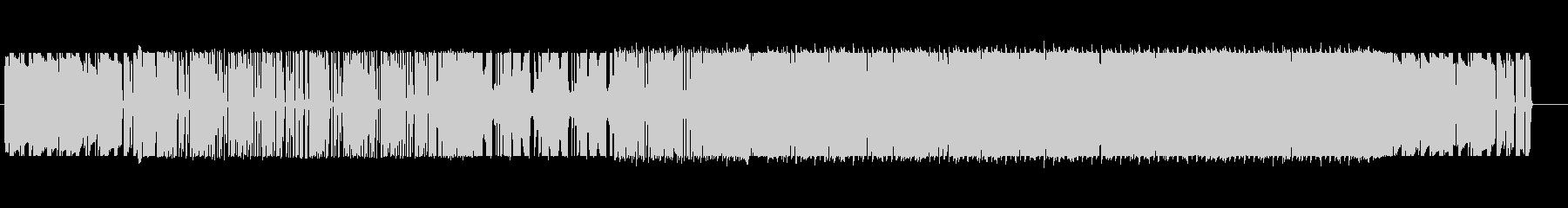 ガールクラッシュ系最新K-POP!の未再生の波形