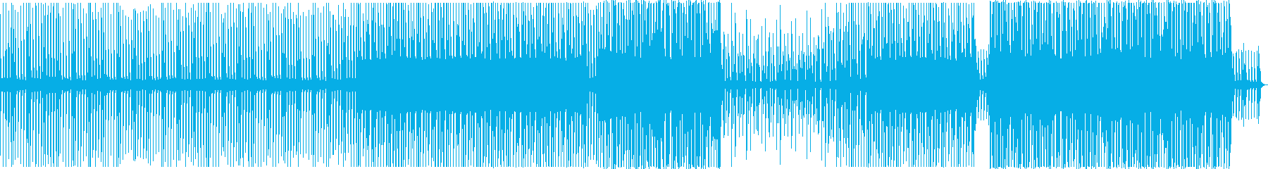 洋楽 切ない おしゃれの再生済みの波形