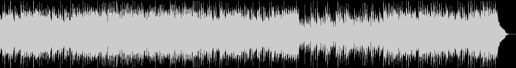 和風ゴシック系の不思議なワルツの未再生の波形