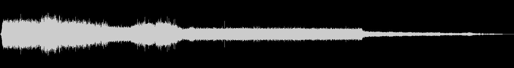 ベル206:INT:陸地、アイドル...の未再生の波形
