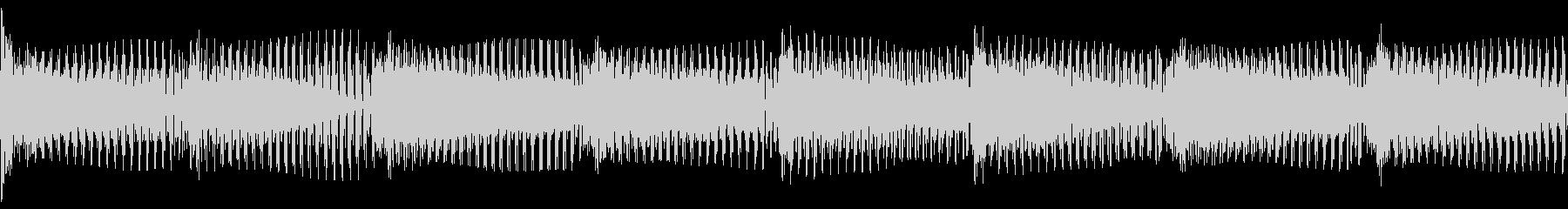 ベースピック弾き 4/4 80(ド)2の未再生の波形