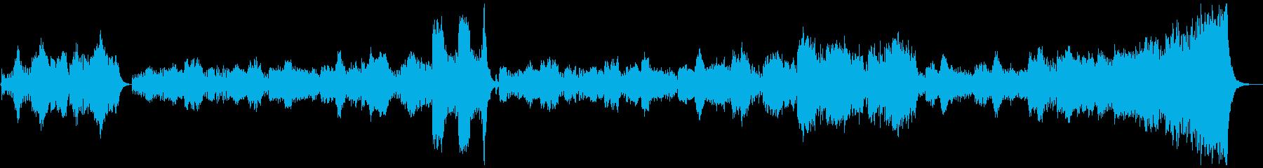 乾杯の歌 歌唱置き換え版の再生済みの波形