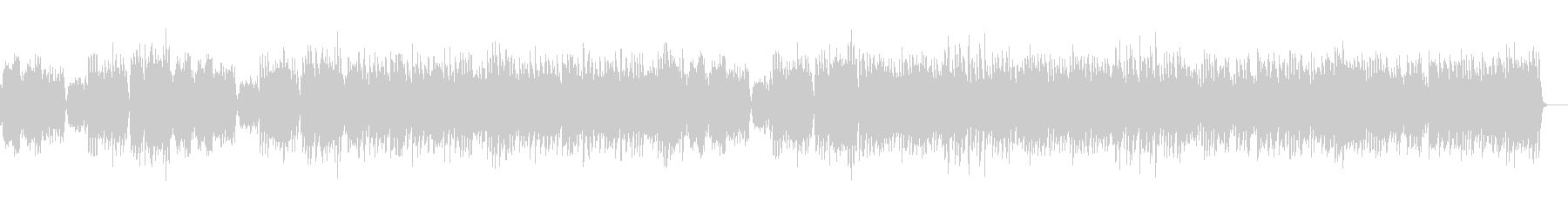 メイプル・リーフ・ラグ_オルゴールverの未再生の波形