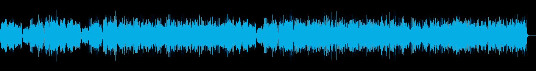 メイプル・リーフ・ラグ_オルゴールverの再生済みの波形
