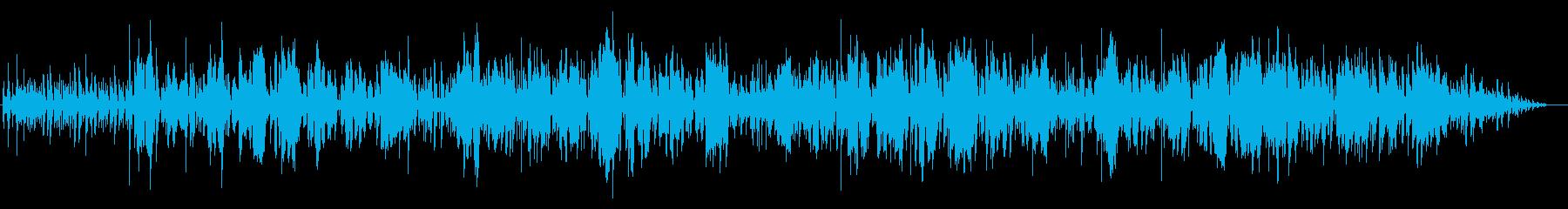 プロジャズ歌手のスコットランド民謡カバーの再生済みの波形