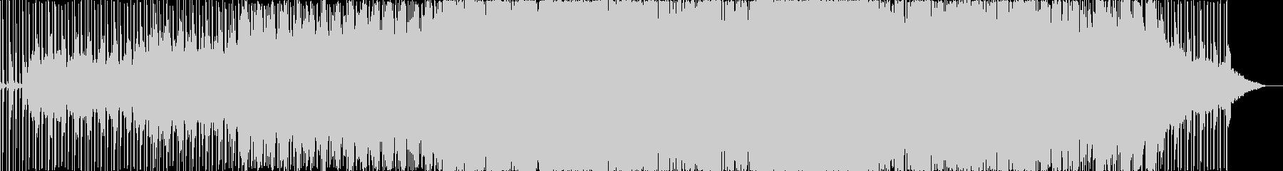 綺麗なシンセ音。ゆったり。アンビエント。の未再生の波形