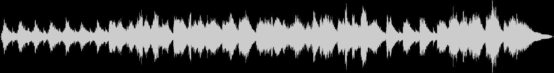 Sleepy Rhose 2の未再生の波形