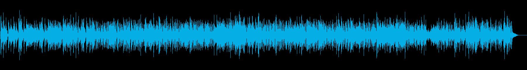 JAZZ|映像・ラジオ・店舗BGM|上品の再生済みの波形