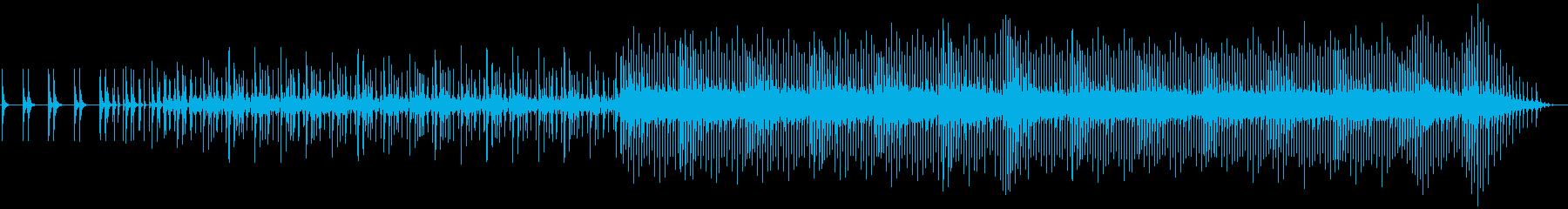 48平均律、爽やかで切ない5拍子の再生済みの波形