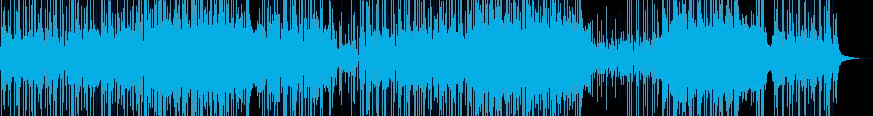 爽やかギター・聞き流せるポップ 長尺★の再生済みの波形