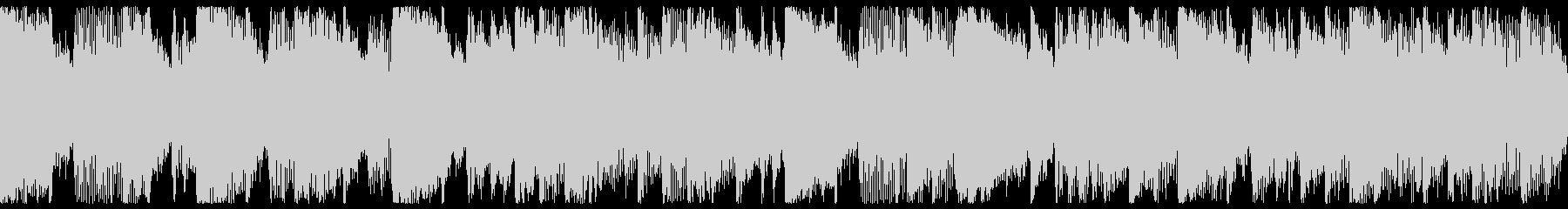 ジャズの影響を受けたモダンサウンドの未再生の波形