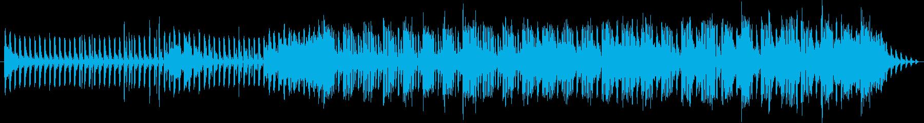 エレクトロハウス。悪いの再生済みの波形