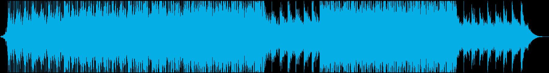 チャイニーズポップ ポップロック ...の再生済みの波形
