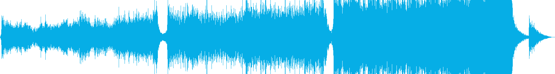 Movie background's reproduced waveform