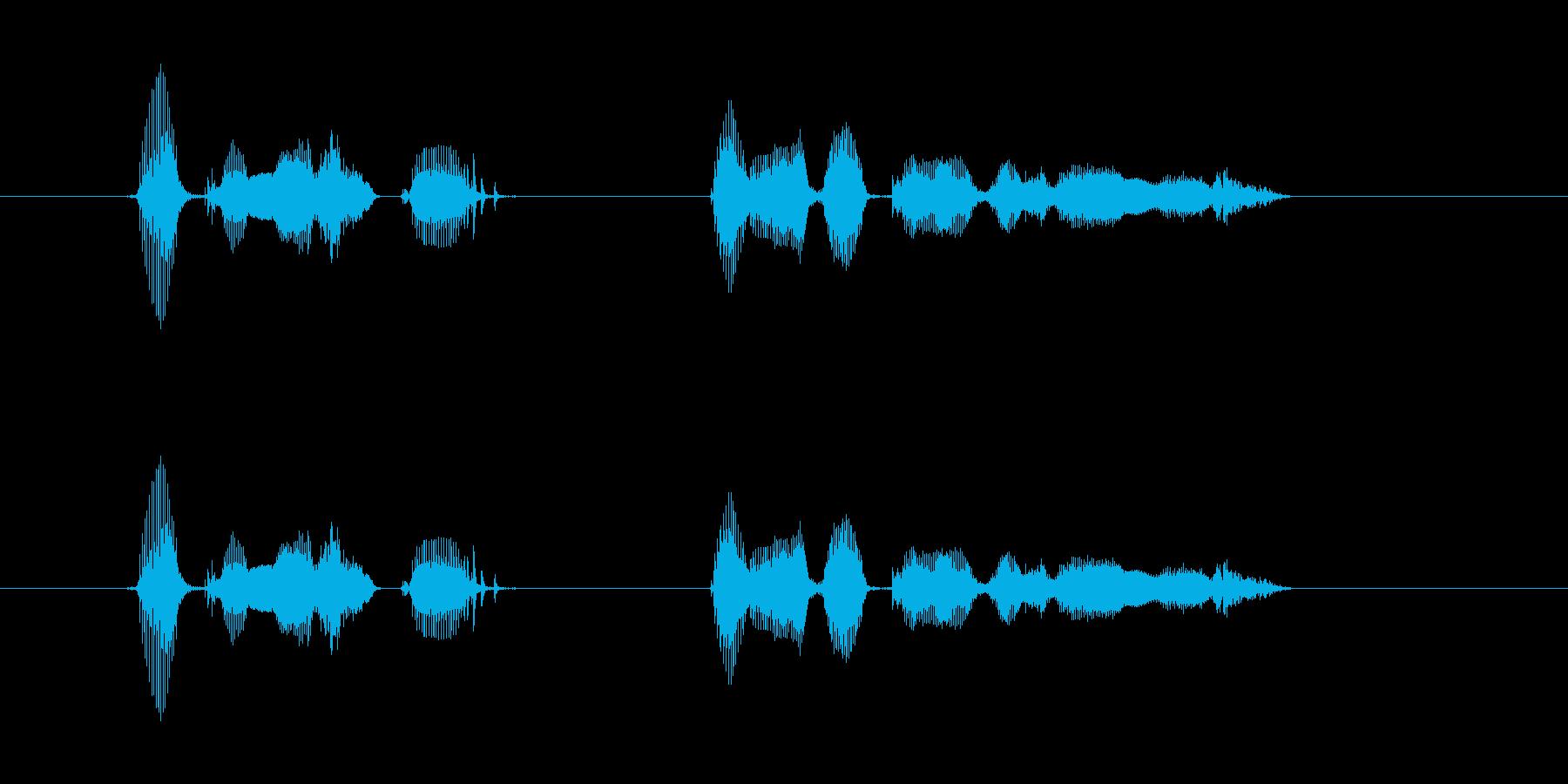 【行事・イベント・挨拶】明けまして お…の再生済みの波形