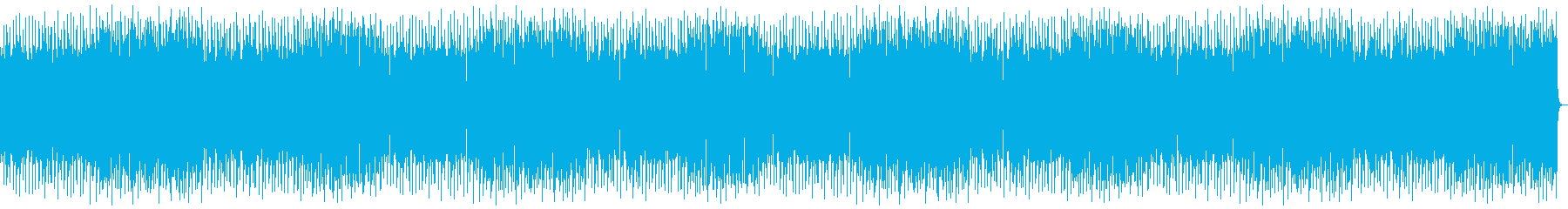 Soothing slow tempo music's reproduced waveform