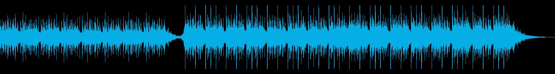 ラマダンバイラム(60秒)の再生済みの波形